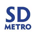 San Diego Metro Magazine logo icon