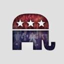 Republican Party logo icon