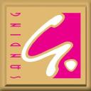 SANDING FASHION COMPANY logo