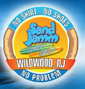 Sand Jamm Surf Shop logo