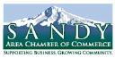 Sandy Oregon Chamber of Commerce logo