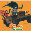 San Francisco Comic Con logo icon