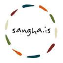 Sangha.is logo