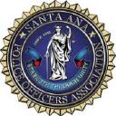 Santa Ana Police Officer's Association Company Logo