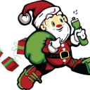 Santa Hustle Race Series logo