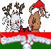 SantaPawsDrive.com logo