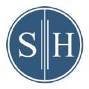 Santen & Hughes logo