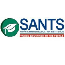 SANTS Private Higher Education Institution logo