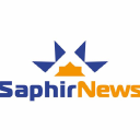 Saphirnews logo icon