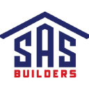 SAS Builders, Inc. logo