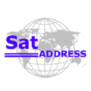 Sat Address logo icon