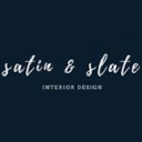 Satin & Slate logo