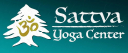 Sattva Fitness Yoga Center logo
