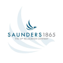 Saunders 1865 - The VIP Relocation Company logo