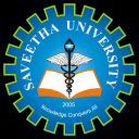 Saveetha University logo
