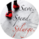 Save. Spend. Splurge. logo icon