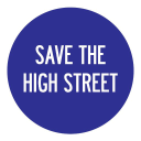 Save The High Street logo icon