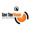 Savetime Visuals - Audio/Visual logo