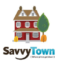 SavvyTown.Com logo