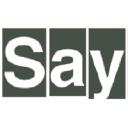 SAY.dk logo