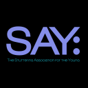 SAY: The Stuttering Association for the Young (formerly Our Time) logo