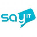 SayIT SA logo