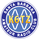 Santa Barbara Amateur Radio Club logo