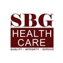 SBG HEALTHCARE logo