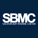 Salmon Bay Marine Center logo