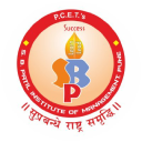 SB Patil MBA College logo