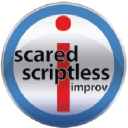 Scared Scriptless Improv logo