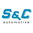 S & C Automotive Company Logo