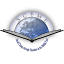 SCEME- Social Change through Education in the Middle East logo