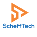 ScheffTech Productions logo