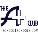 School4Schools.com LLC & the A+ Club logo