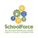 School-Force, the Belmont-Redwood Shores Public School Foundation logo