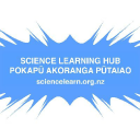Science Learning Hub logo icon