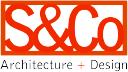 S&Co.|Architecture+Design logo