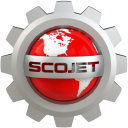 Scojet, Inc. logo
