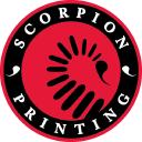 Scorpion Printing logo