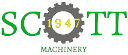 Scott Machinery, Inc. logo