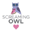 Screaming Owl logo icon