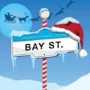 Santa Comes to Bay Street logo