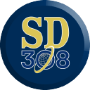 School District 308 logo icon