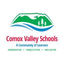 Comox Valley School District logo icon