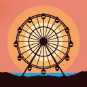 San Diego County Fair At The Del Mar Fairgrounds logo icon