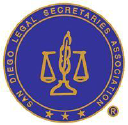 San Diego Legal Secretaries Association logo
