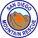 San Diego Mountain Rescue Team logo