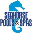 Seahorse Pools & Spas logo