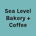 Sea Level Bakery + Coffee logo